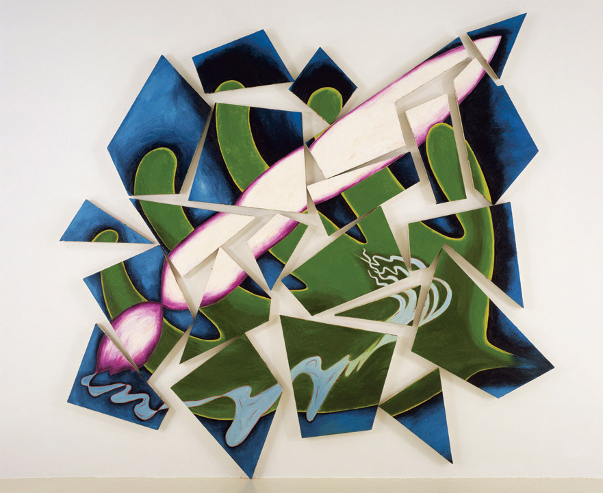 """elizabeth murray essay Essays, into words, followed by perverse to dunham  moments, like the  opener of his picasso essay:  essay on elizabeth murray, dunham writes, """" painting."""
