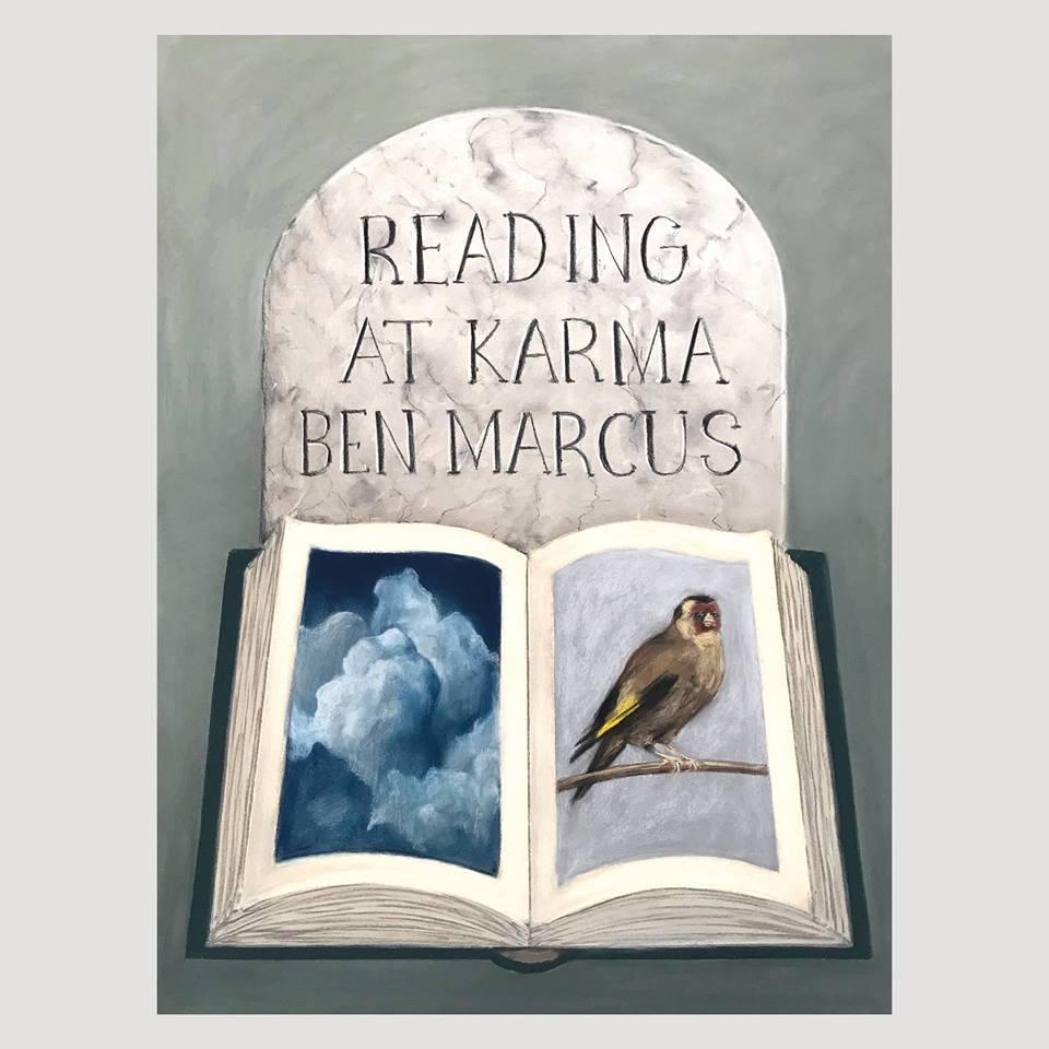 Ben Marcus | Reading at Karma
