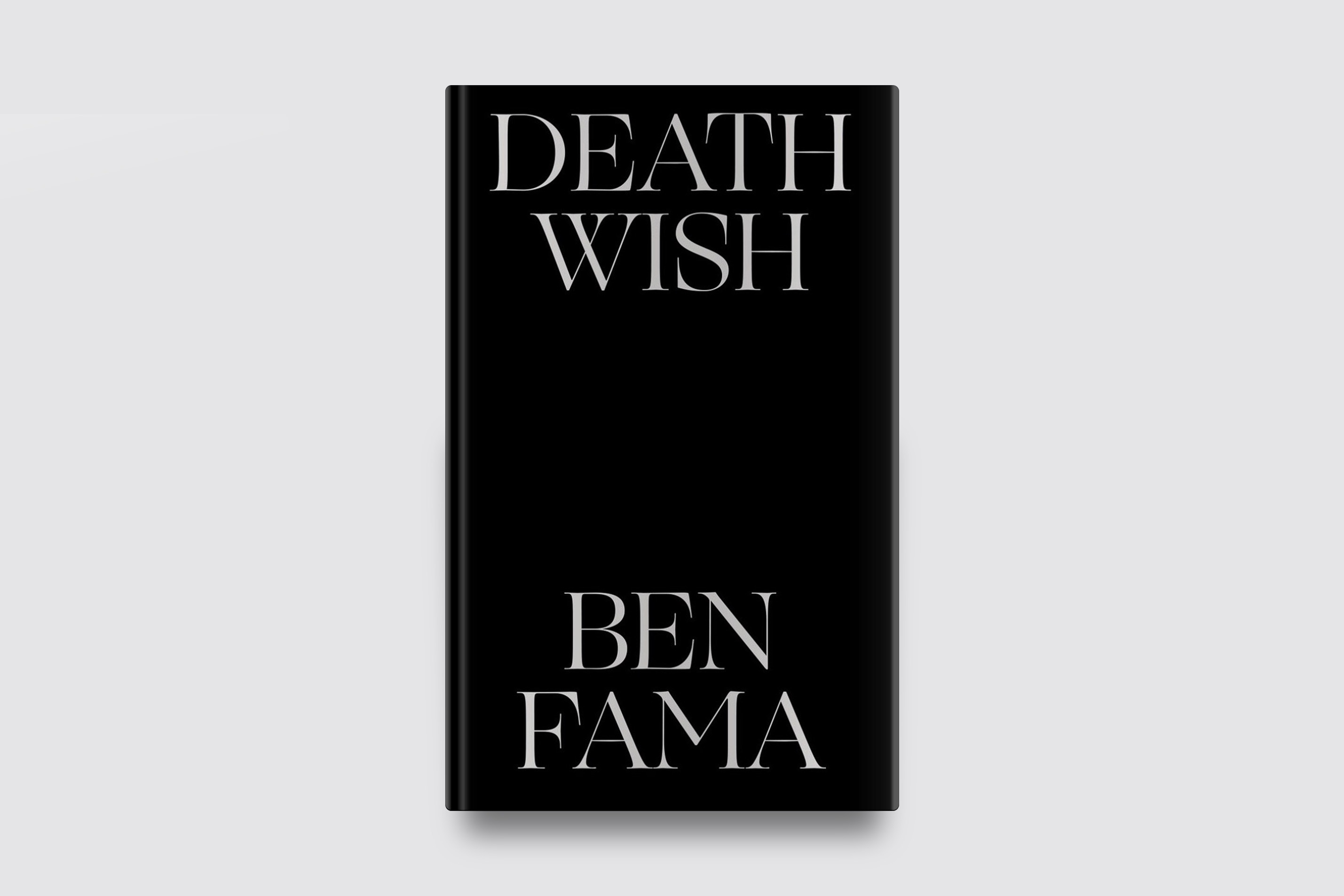 We Belong in The World: Ben Fama Interviewed by gin hart - BOMB Magazine