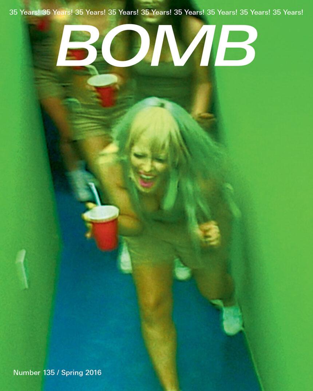 Bomb 135 Cover