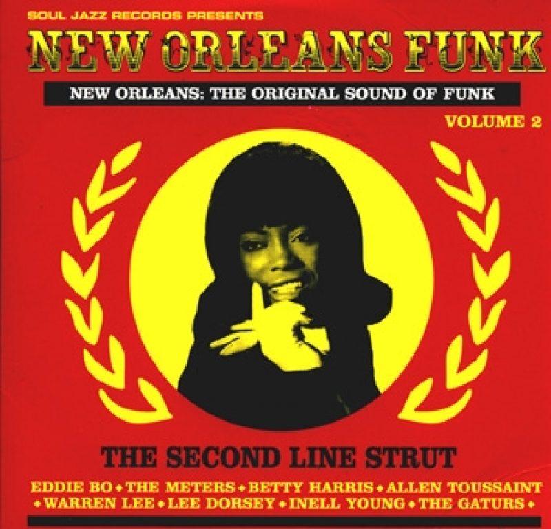 origins of funk music