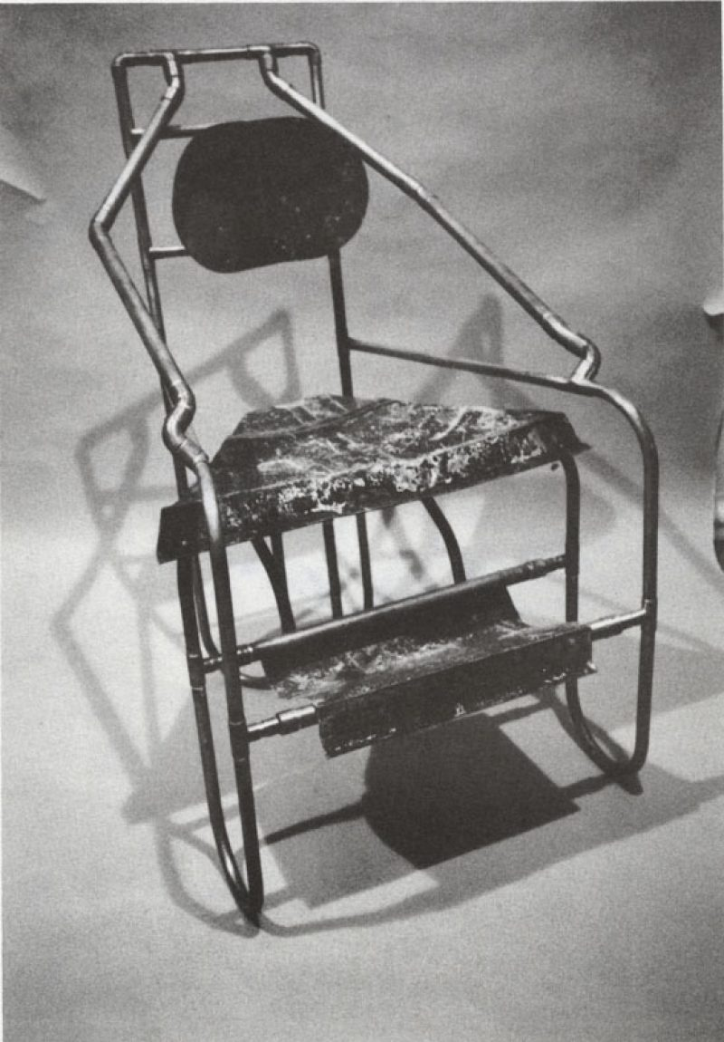 Chair - BOMB Magazine