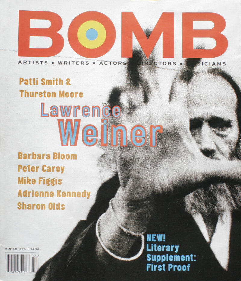 Issue 54 054  Winter 1996