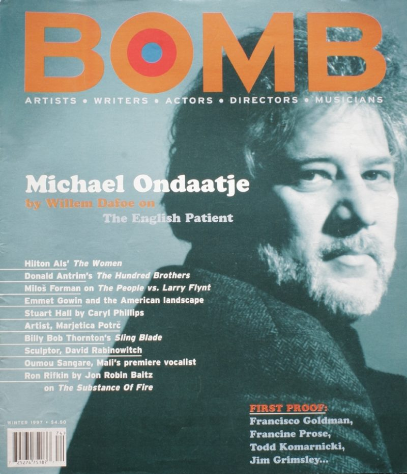 Issue 58 058  Winter 1997