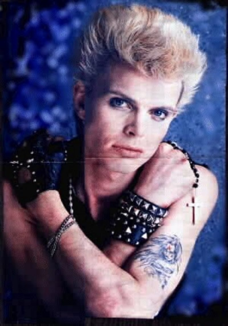 Image result for billy idol octobriana