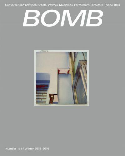 Bomb 134 cover